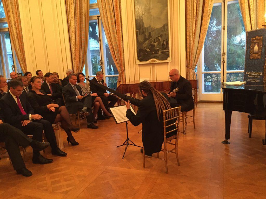 45. Varaždinske barokne večeri predstavljene u Beču