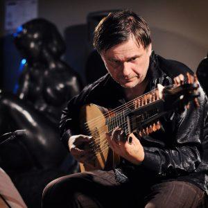 Edin Karamazov Confronting SIlence IV, 2011.