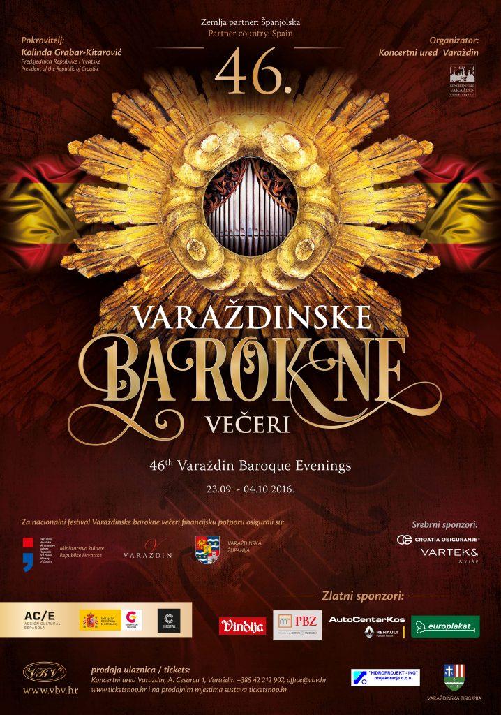 Novo ruho web stranice Varaždinskih baroknih večeri