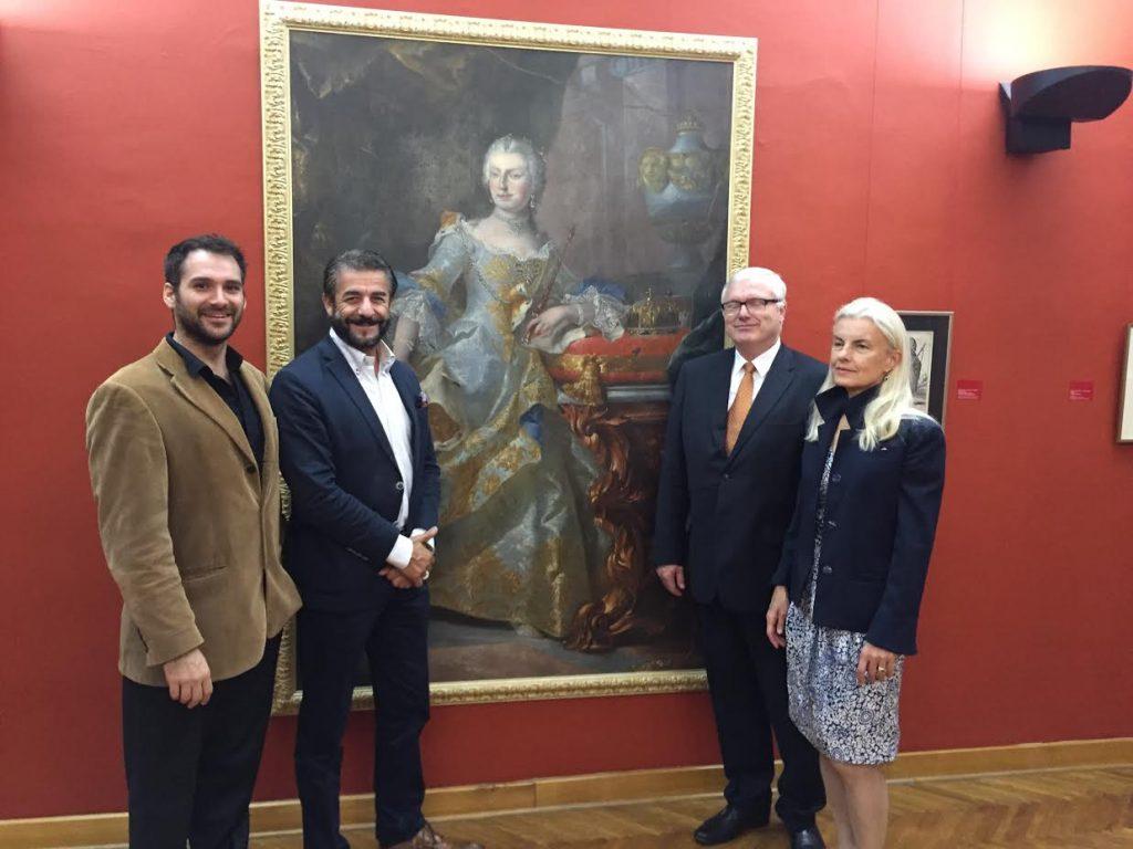 Članovi obitelji Habsburg Lothringen posjetili Varaždin