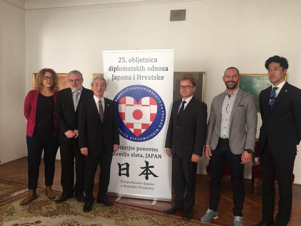 Nakon partnerstva Varaždinskih baroknih večeri i Japana-otvaranje i gospodarske suradnje sa zemljom izlazećeg Sunca