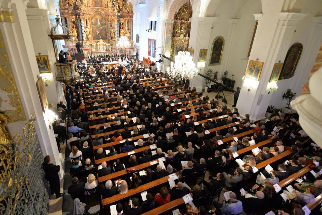 Varaždinske barokne večeri na popisu 33 najboljih europskih specijaliziranih festivala