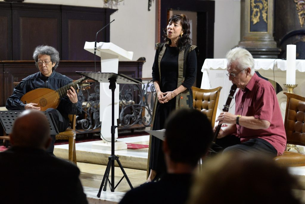 Koncertima u crkvi Sv. Nikole u Varaždinu i Krapini zaključena prva polovica 48. Varaždinskih baroknih večeri