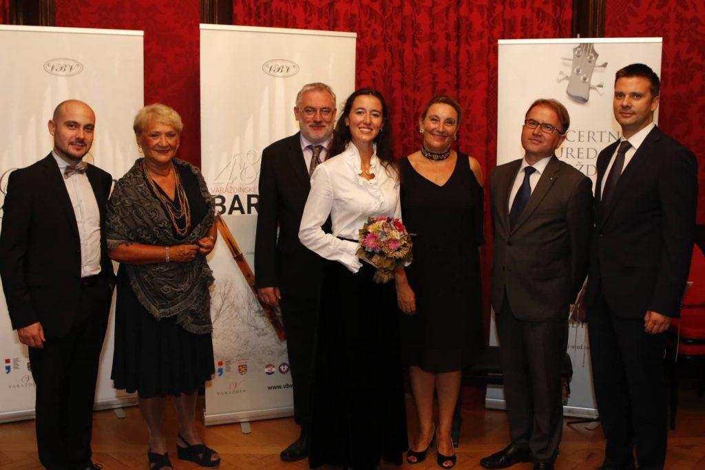Još jedno uspješno predstavljanje Varaždinskih baroknih večeri u inozemstvu
