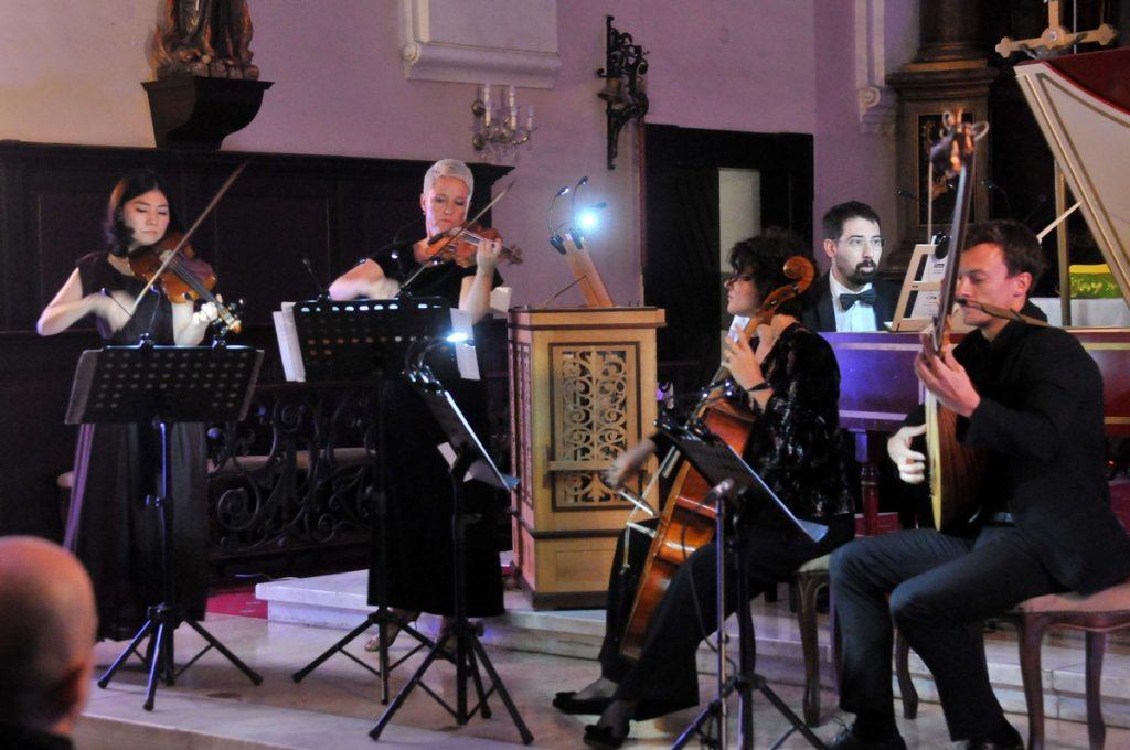 Čarolija blještave glazbe u crkvi Svetog Nikole