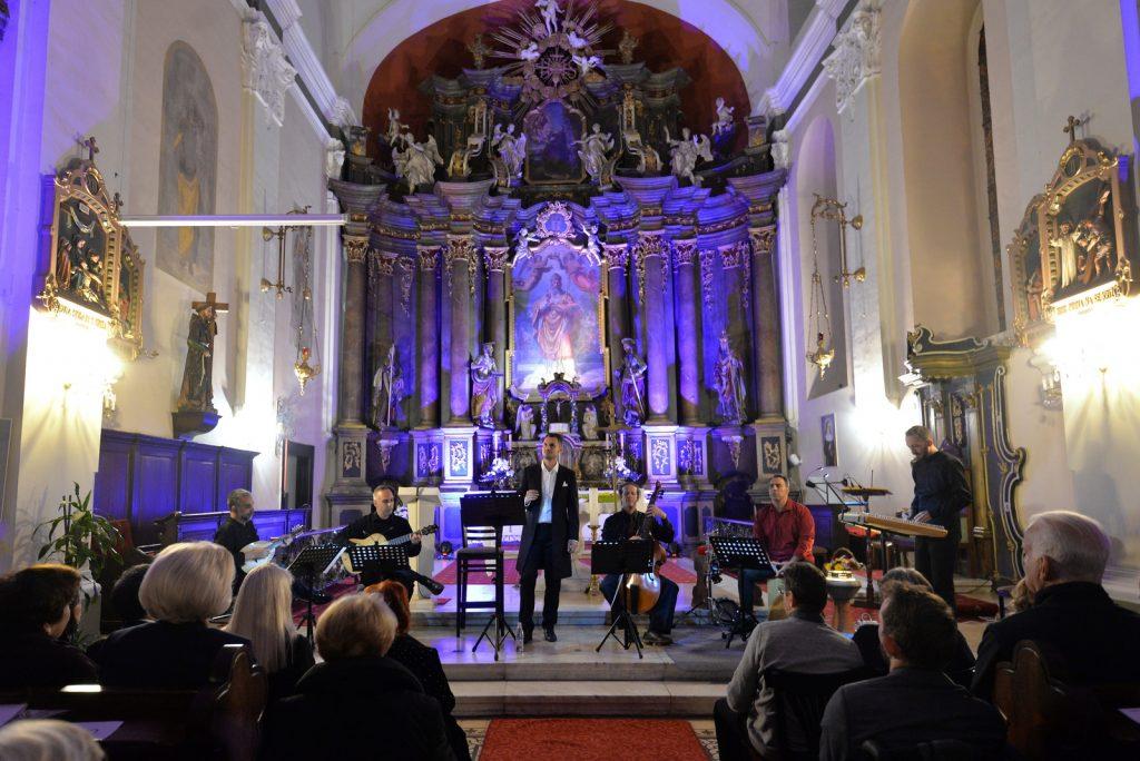 Pjevač anđeoskog glasa ponovno osvojio publiku Varaždinskih baroknih večeri