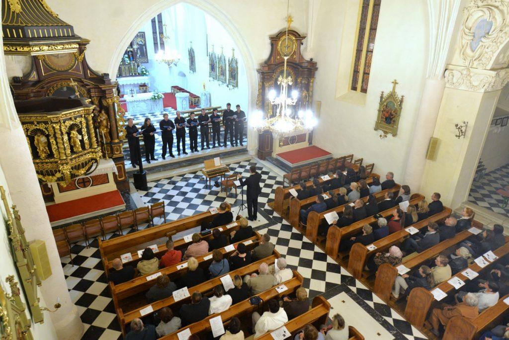 Pet koncerata prve festivalske nedjelje 48. Varaždinskih baroknih večeri