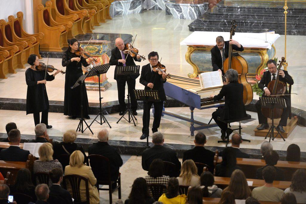 Koncert posvećen velikom baroknom majstoru za kraj 48. Varaždinskih baroknih večeri