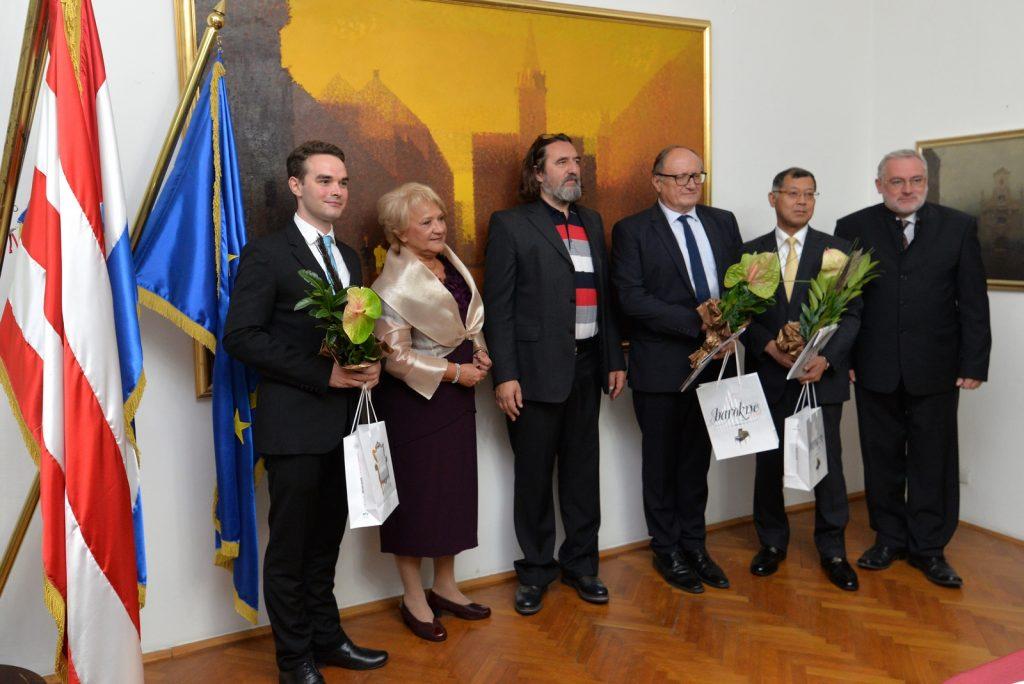 Podjelom nagrada i koncertom darovitih učenika Glazbene škole završile 48. Varaždinske barokne večeri