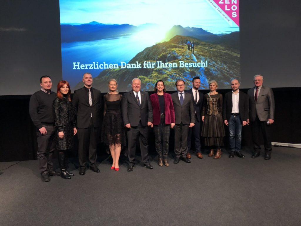 Prvo predstavljanje Varaždinskih baroknih večeri na švicarskom turističkom tržištu