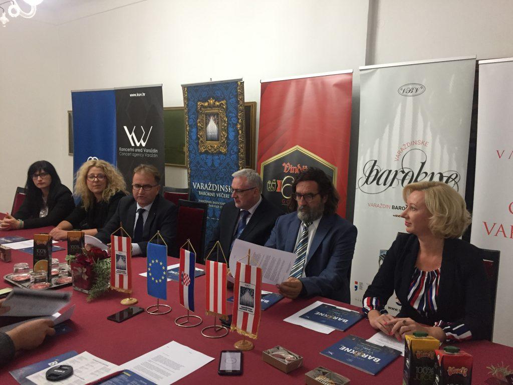 Partnerstvo sa Švedskom ispisuje novu stranicu u povijesti Varaždinskih baroknih večeri
