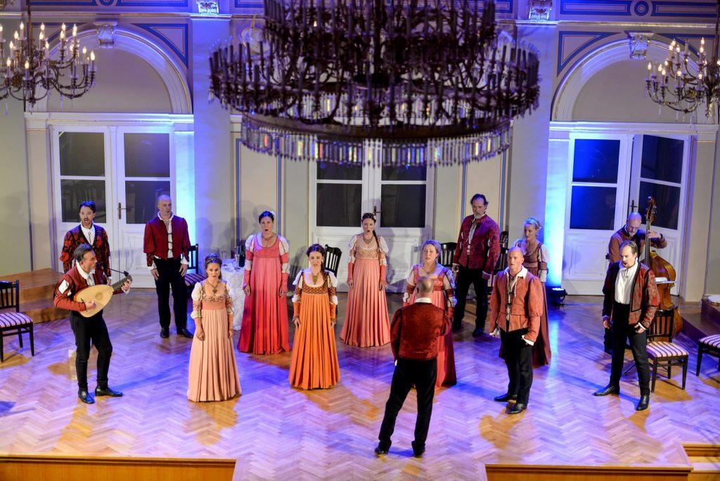 Ovacije za renesasno-barokno-pop izvedbu švedskih gostiju na Varaždinskim baroknim večerima