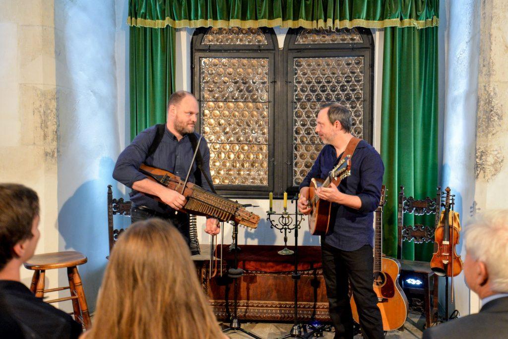 """Švedska narodna glazba u Renesansnoj dvorani i """"Medinoj škrinji"""""""