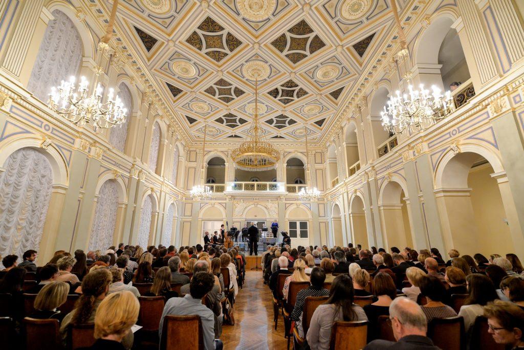 Suvremena  svjetska  premijera serenate La Forza delle Stelle na Varaždinskim baroknim večerima