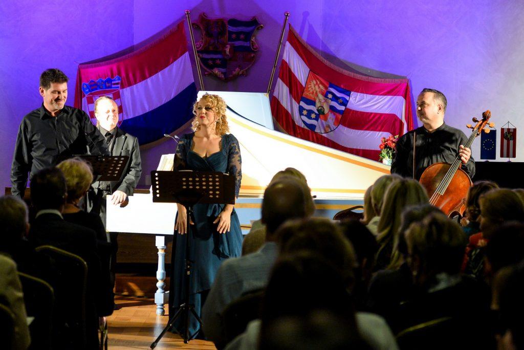 Glazba baroknih majstora u Županijskoj palači