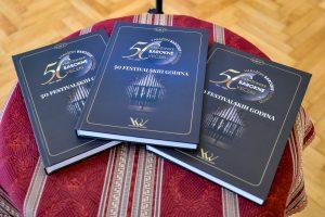 """Festivalska povijest u monografiji """"Varaždinske barokne večeri-50 festivalskih godina"""""""