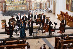 Koncert laureata  Varaždinskih baroknih večeri na jubilarnom festivalu