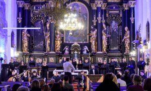 Zbor HRT-a i instumentalisti u Franjevačkoj crkvi izveli djela ranobaroknog skladatelja Vinka Jelića