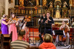 Hrvatski barokni ansambl održao treći koncert na 50. Varaždinskim baroknim večerima