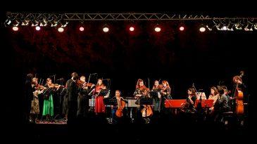 koncert četiri akademije