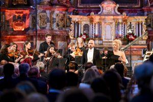 Uz čarobni spoj barokne glazbe i plesa, te atraktivnim vanjskim dijelom otvorenja započele 51. Varaždinske barokne večeri